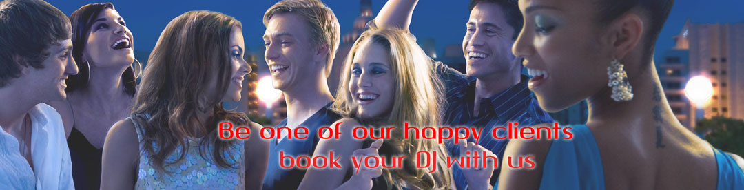 Click to book your DJ with us
